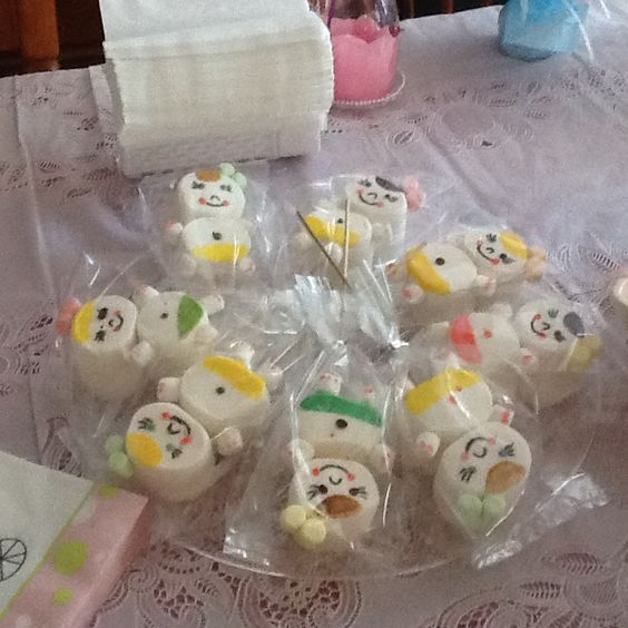 Marshmallow babies