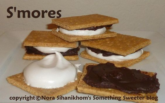 Something Sweeter: S'mores