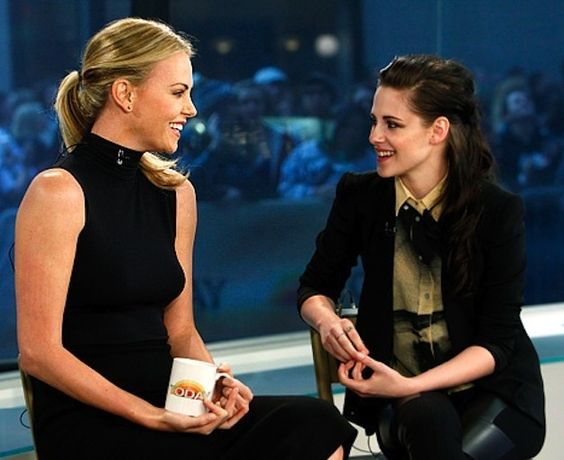 Charlize Theron And Kr...