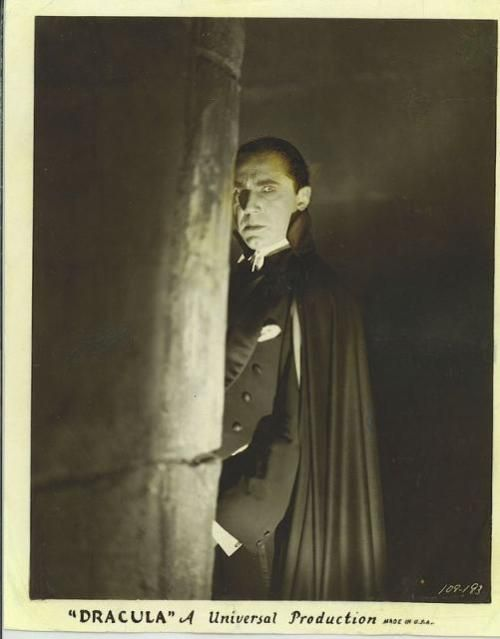 "Halloween would not be complete without an annual viewing of the old Universal Horror classics, such as ""Dracula."""