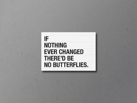 Change is Good | The Boho Life