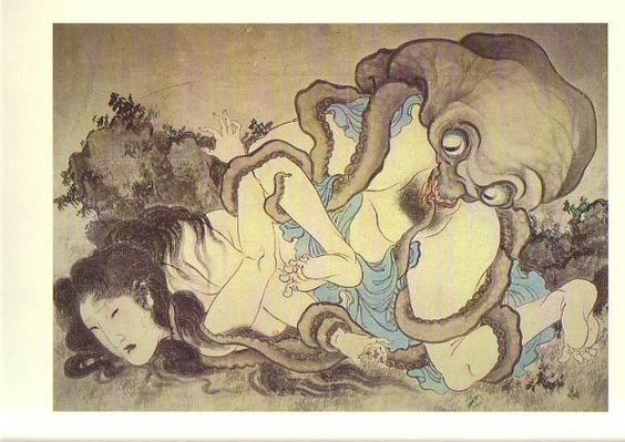 Эротическое изображение как искусство