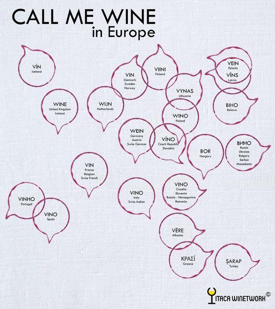 Call me wine (in Europe)