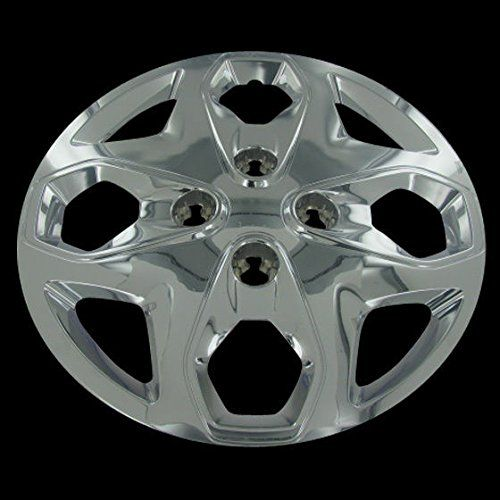 Chrome 15 Push On Hub Cap Wheel Covers For Ford Fiesta Set Of 4 Learn More By Visiting The Image Link This Is An Affilia Wheel Cover Hub Caps Ford Fiesta
