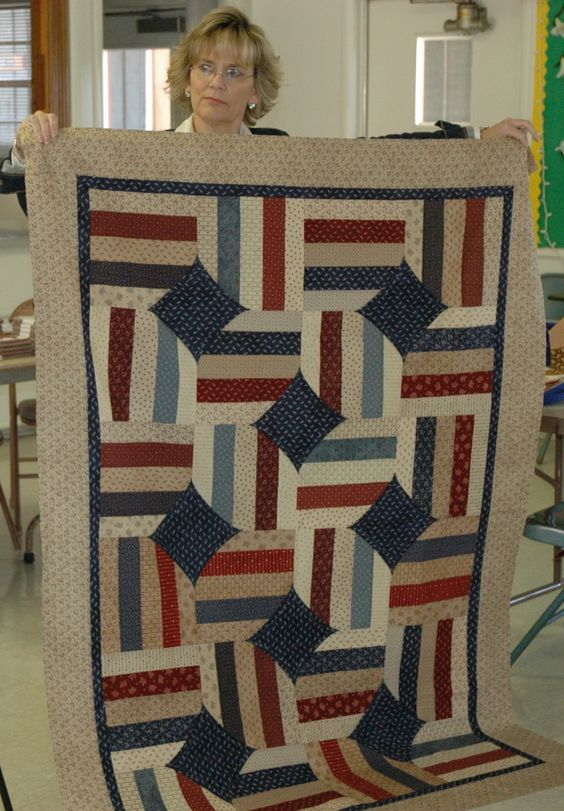 The Quilting Queen Online Blog: 5 AND 10 MINUTE BLOCKS: