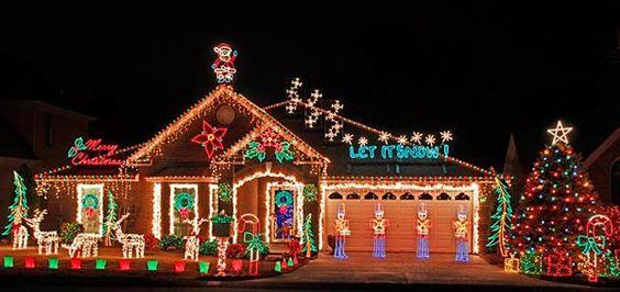 Best Indoor Christmas Decorations best 25+ christmas lights display ideas on pinterest | christmas