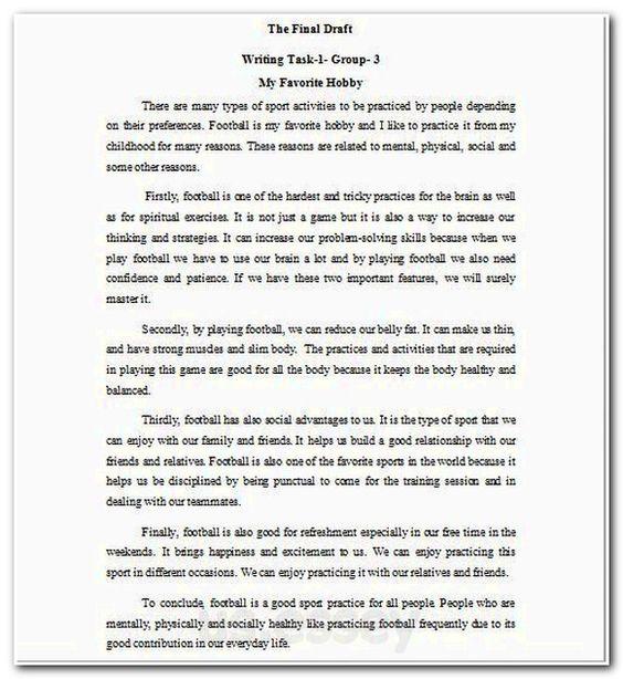 Interesting Topics To Research Ideas For A Descriptive Essay