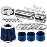 Deals week 94 95 96 Ford F-150 / Bronce 5.0l / 5.8l V8 Short Ram Intake Sr-fd6 with Blue Filter1 sale