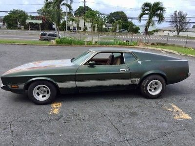 In the past several decades, mustang has usual. Ebay 1973 Ford Mustang Mach 1 Ford Mustang Mach1 Fastback Fordmustang Ford Ford Mustang Muscle Cars Mustang
