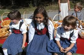 dirndl kids - Google Search