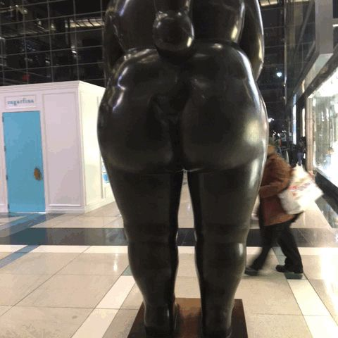 Big ass in big apple
