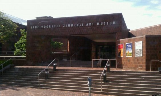 Zimmerli Art Museum at Rutgers - Collects, preserves, researches, and exhibits world-class works of art to provide the university community and diverse regional, national, international audiences with direct experience of the visual arts. #jerseyarts #myhometown