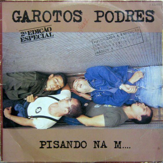 GAROTOS PODRES_PISANDO NA M