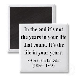 abraham lincoln quotes -