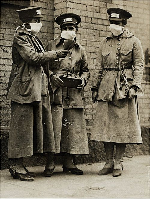 Pin On Influenza Pandemic Of 1918 1919