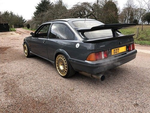 3dr Cosworth Ford Sierra Classic Cars 3dr