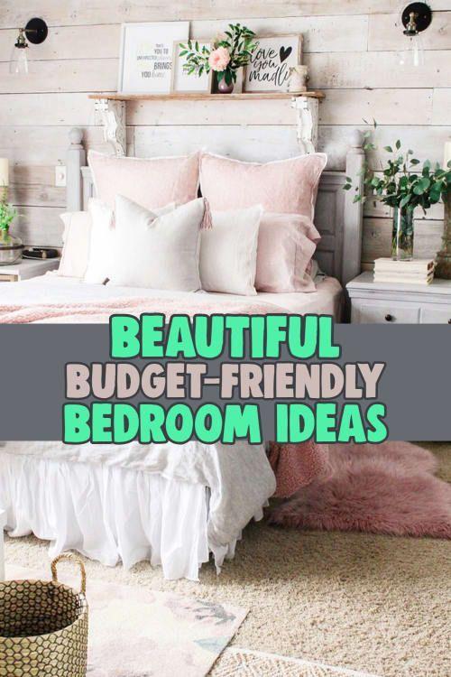 Beautiful Bedroom Ideas Simple Budget Friendly Cute Bedroom