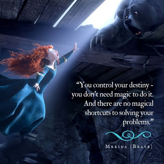 Tattoo Quotes Brave: Disney Wisdom....And Stuff!