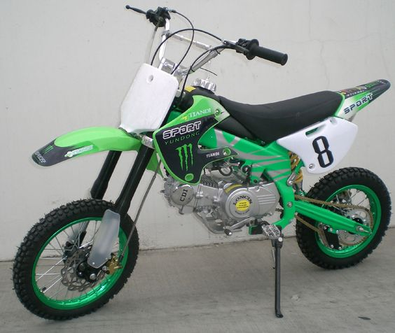 dirt bikes bikes and 125cc dirt bike on pinterest. Black Bedroom Furniture Sets. Home Design Ideas