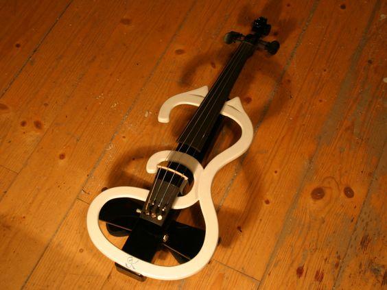 Cat La Groove electric violin by CJK