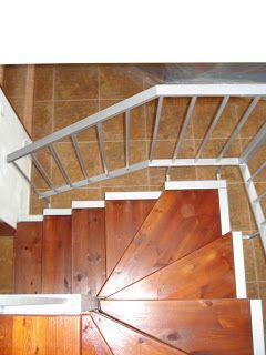 Escaleras de interior a medida escaleras de interiores - Escaleras para espacios pequenos ...
