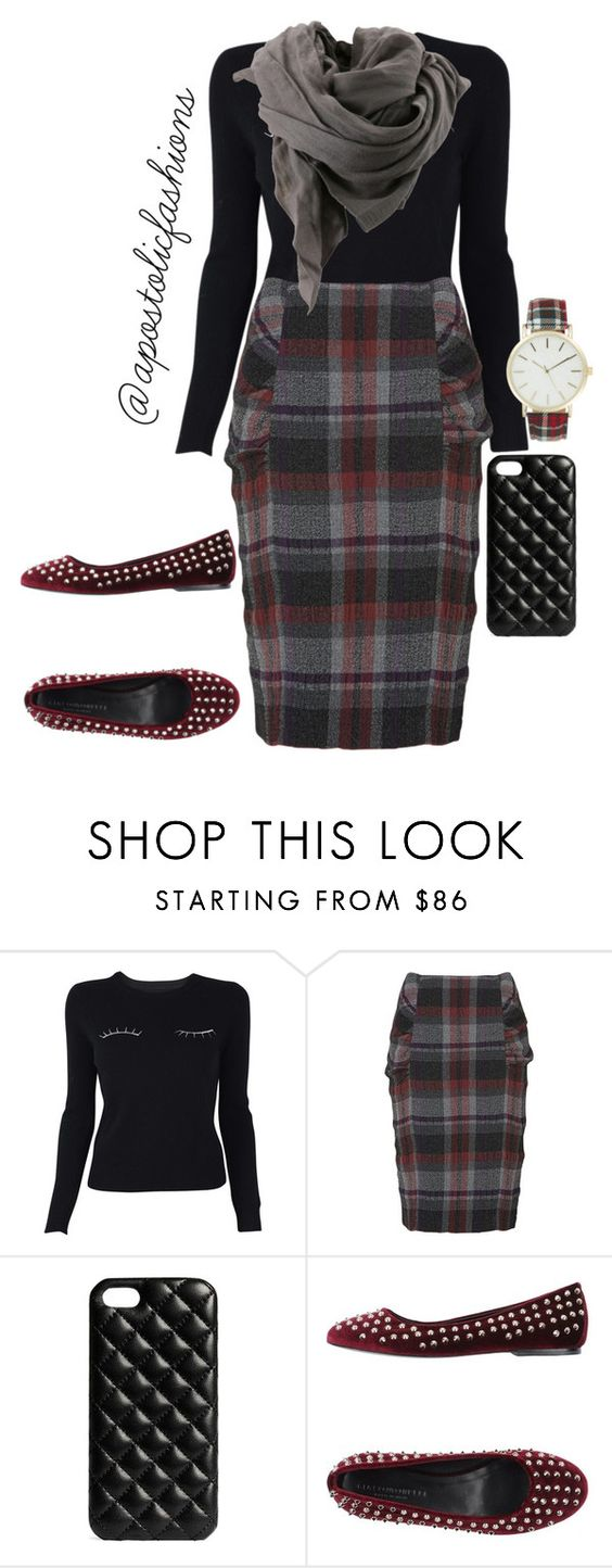 """Apostolic Fashions #1100"" by apostolicfashions ❤ liked on Polyvore featuring Band of Outsiders, Phase Eight, The Case Factory, GIACOMORELLI, Olivia Pratt and Bruuns Bazaar"