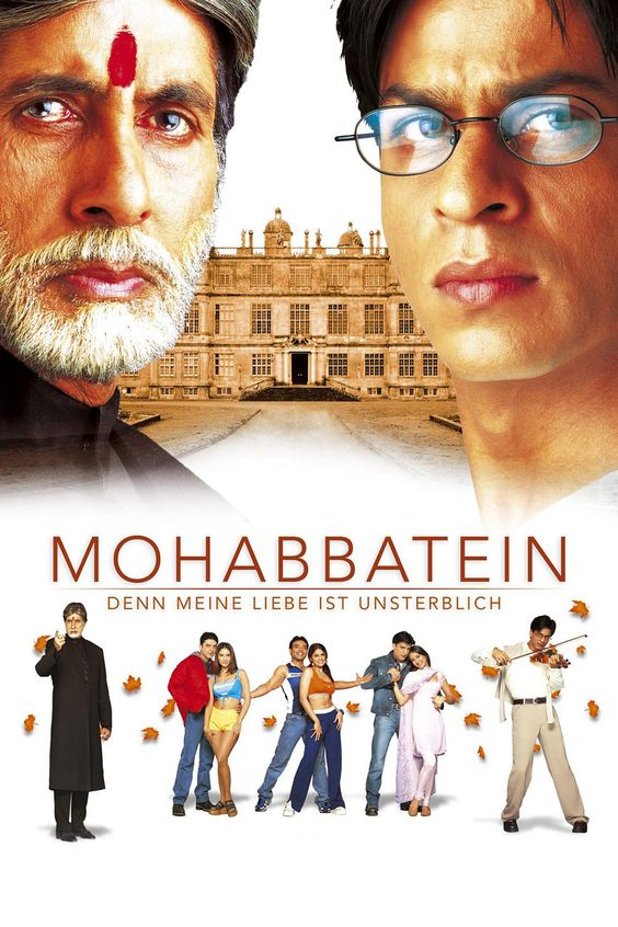 mohabbatein hindi movie  mp4instmank