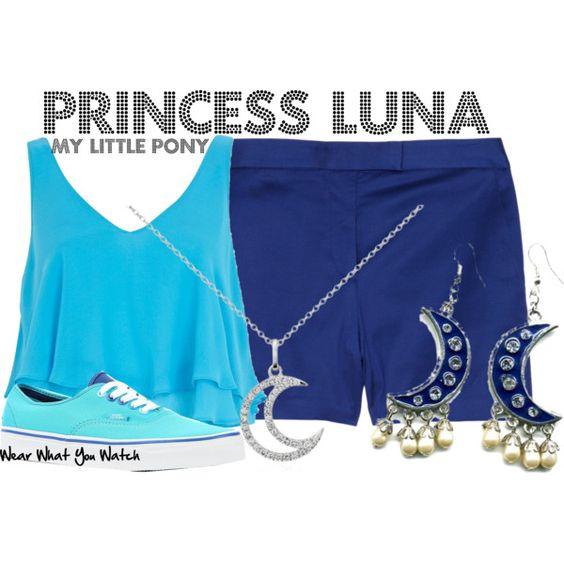 Princess Luna My Little Pony And Little Pony On Pinterest