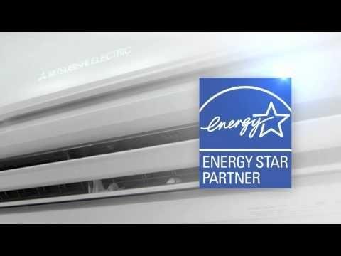 Watch Home Depot Associate Demonstrate Mitsubishi Electric