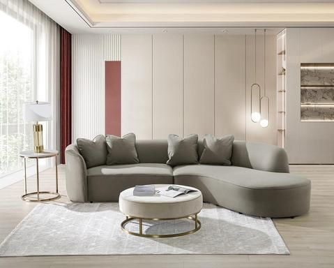 Farah S Sectional In 2021 Sectional Sectional Sofa Furniture