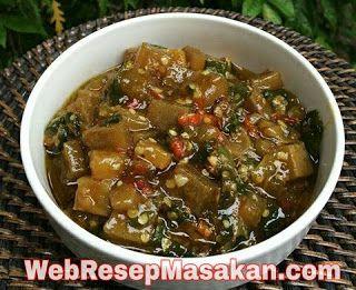 Resep Sambal Kikil Cabe Ijo Pedas Resep Masakan Resep Masakan