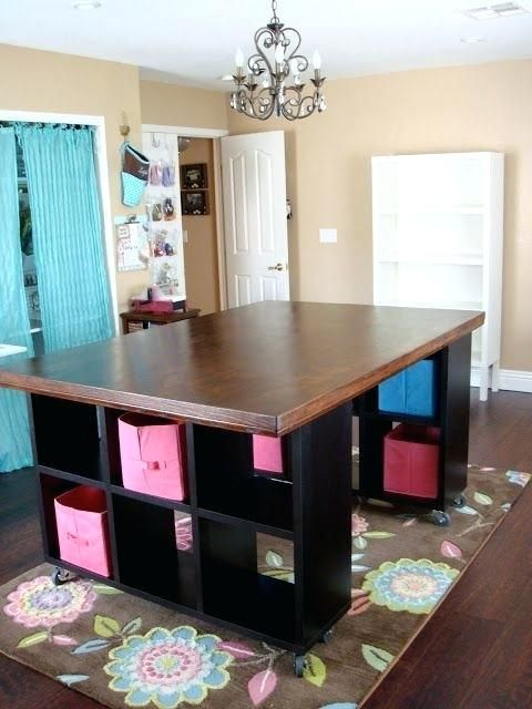 Pin By Christel Rutherford On Furniture Hacks In 2020 Craft Room