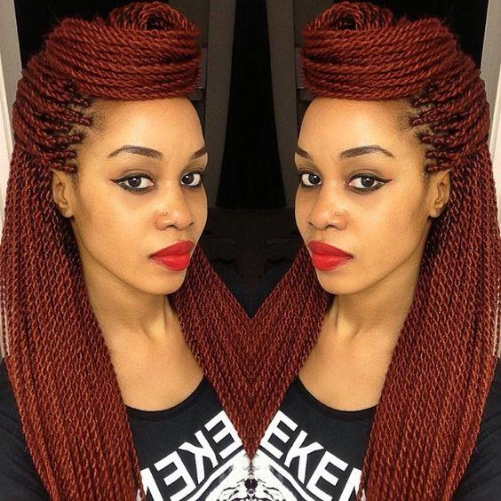 Senegalese Twist Envy