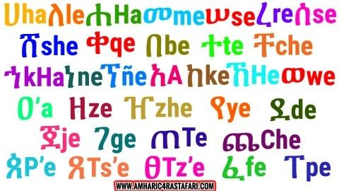 Pin On Amharic Alphabet ÁŠá‹°áˆ Fidel Feedel