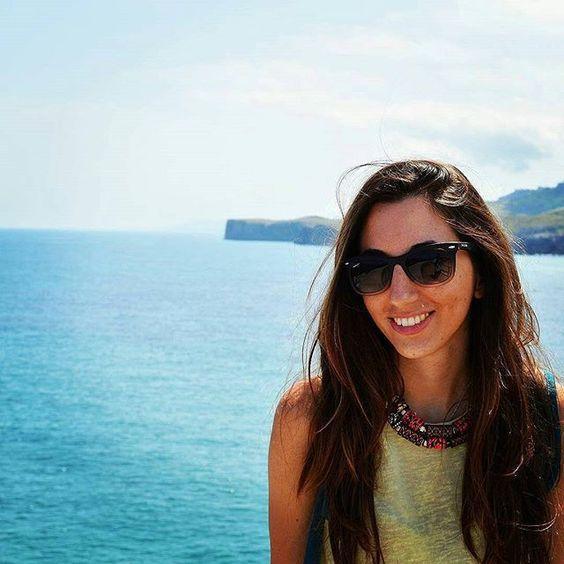 Hoy nos despedimos con nuestra #fotodeldia de @martacaballeromu que nos muestra un paisaje precioso de la costa asturiana   #sunoptica #gafas #sunglasses #gafasdesol #occhiali #sunnies #gafas #shades #playa #verano #summer #vacaciones #beach #asturias #Rayban #wayfarer