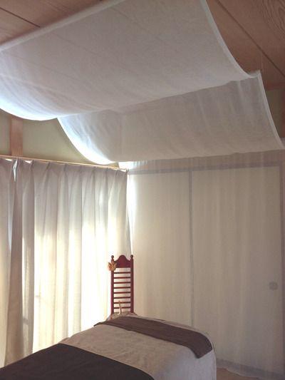 布天井でゆったり部屋へ模様替え参考画像まとめ インテリアまとめ 一人暮らし 照明 布天井 インテリア 布 インテリア 収納