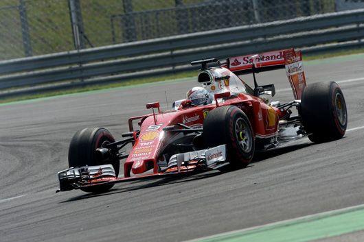 フェラーリ:敵はあくまでメルセデス / F1ハンガリーGP  [F1 / Formula 1]