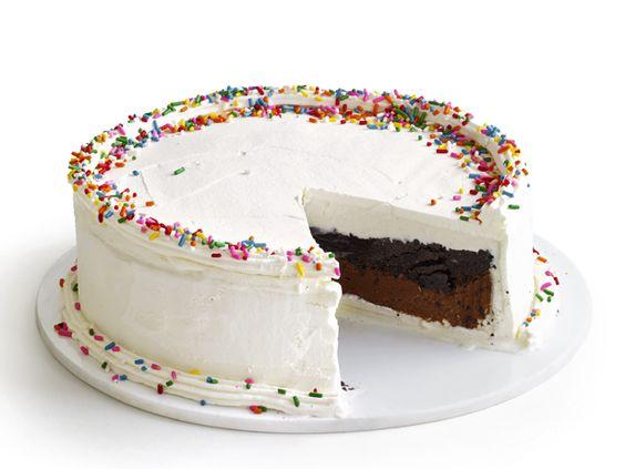 Ice Cream Crunch Cake Recipe : Food Network Kitchens : Food Network