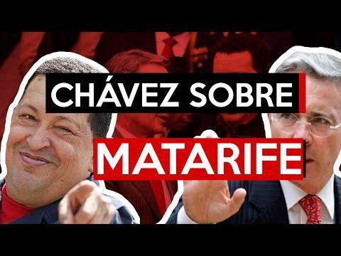 Chávez Sobre Uribe Matarife Lo Supo Siempre Colombia Youtube Supo Youtube Colombia