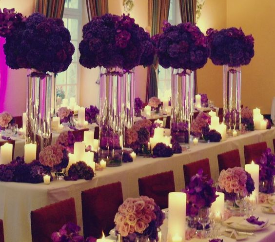 Www Wedding Flowers And Reception Ideas Com: Drop-Dead Gorgeous Wedding Flower Ideas From Jeff Leatham