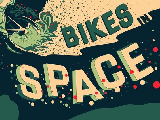 Bikes in Space 2: More feminist bicycle science fiction by Elly Blue — Kickstarter