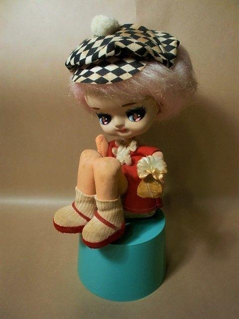 昭和レトロ ハセガワ 百万人のオルゴール ポーズ人形 回転式オルゴール 動作品 Jauce Shopping Service Yahoo Japan Auctions Ebay Japan In 2020 Pose Dolls Holiday Decor Elf On The Shelf