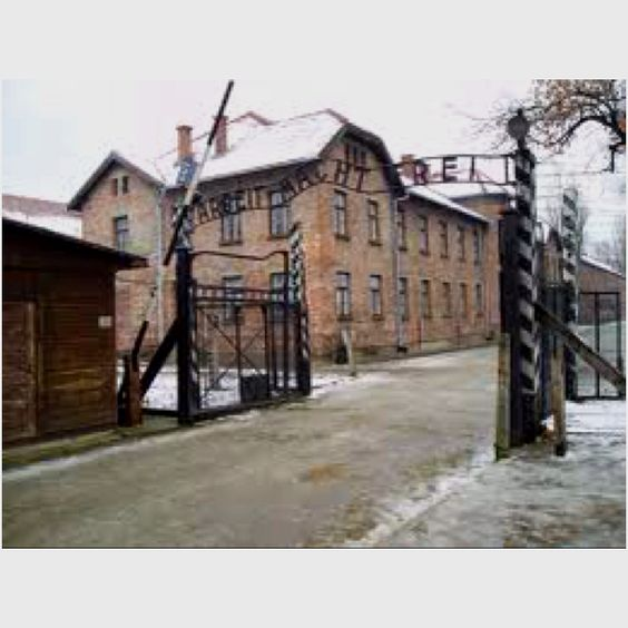 Auschwitz Concentration Camp, Poland- I want to know how it feels like to be in a placeike this