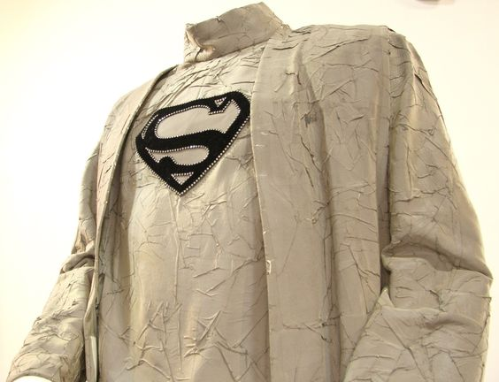 Marlon Brando Jor El costume from Superman The Movie