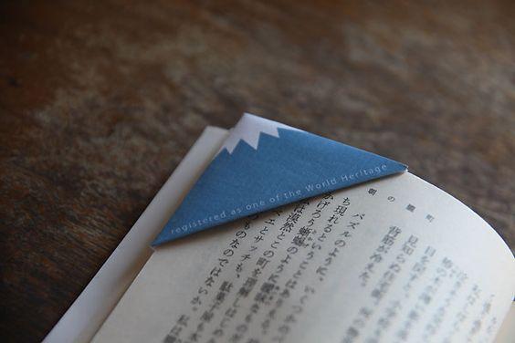 富士山ブックマーカー