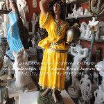 Imagem de cigana, com 55 cm. Fornecemos com a pintura desejada ou a peça sem pintura. ArtCunha Gesso Est. Bandeirantes, 829, Taquara, Rio de Janeiro, RJ. Tel: (21) 2445-1929 / 8558-3595. #Estatua #Estatuas #Escultura #Esculturas #Cigana #Ciganas #Cigano #Ciganos  /////////////// CLIQUE NA IMAGEM. ELA APARECERÁ, MAIOR //////////////
