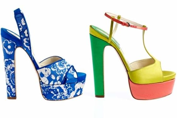 Brian Atwood Shoes Collection for Spring 2012 veary nice