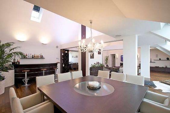 Top-modernes Luxus-Penthouse
