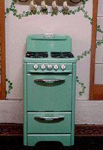 antique stoves