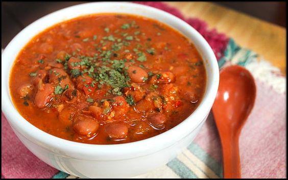 Amazing Slow Cooker Borracho Beans
